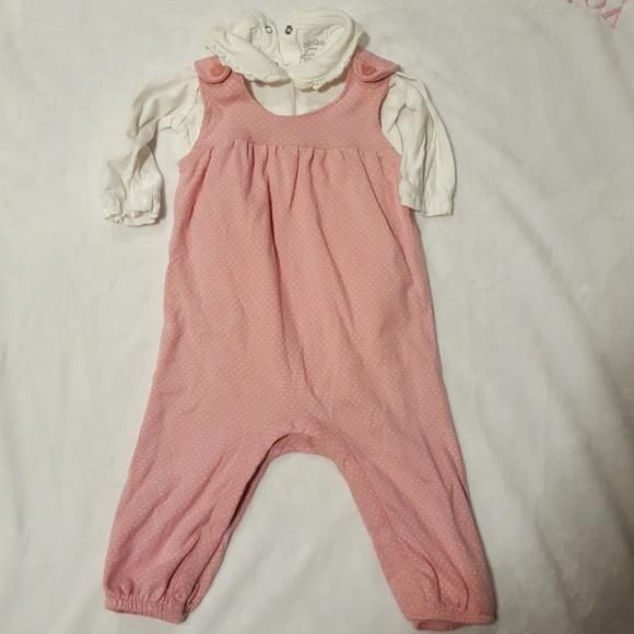3ef294962dd Baby Gap Romper With Undershirt
